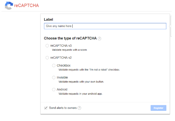 recaptcha-code-with-validation
