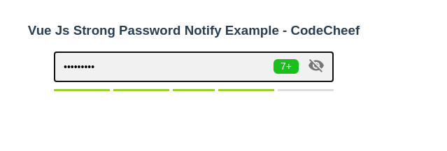 vue-js-strong-password-validation-notification-show